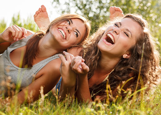 SB Teen Girls in Invisalign Teen by Drs. Edstrom, Trigonis and Swenson