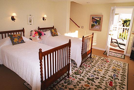 Jasmie Cottage Bedroom