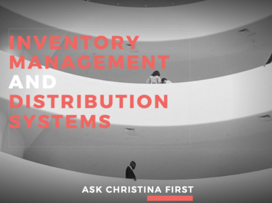 Inventory Management and Distribution Systems