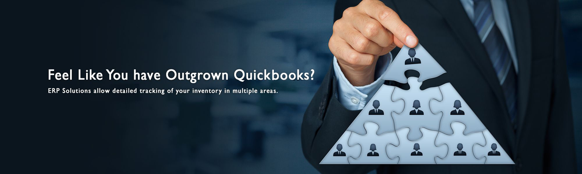 Outgrown Your Legacy ERP Solution?
