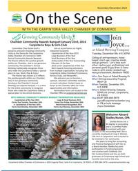 2015 November - December Newsletter