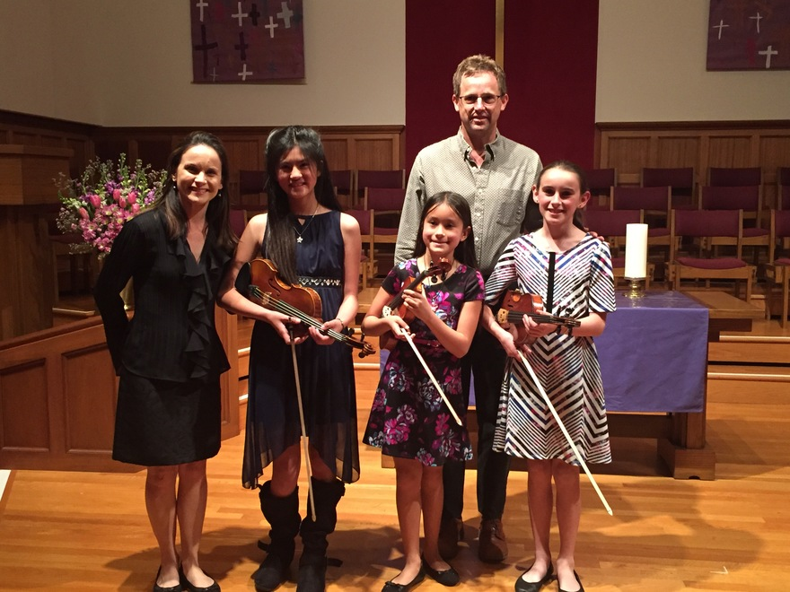 String Recital at First Congregational Church, Santa Barbara March 12, 2016-16