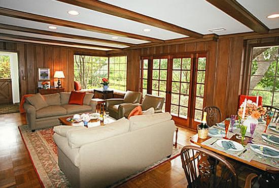 Eucalyptus Cottage Living Room