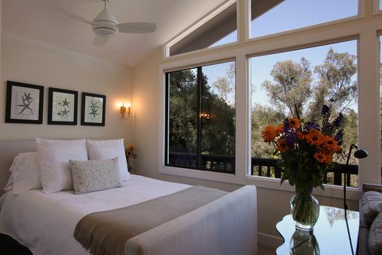 Eucalyptus Cottage Guest Bedroom