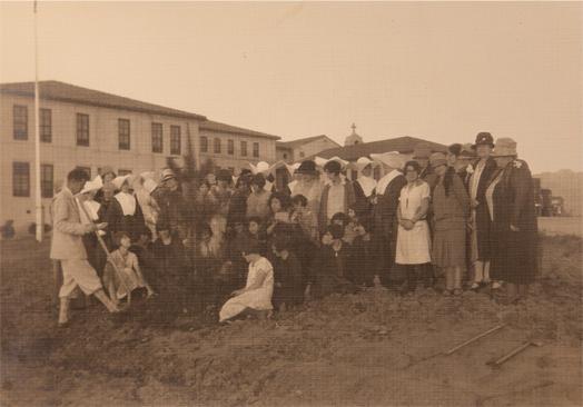 St. Vincent's Santa Barbara Milestones