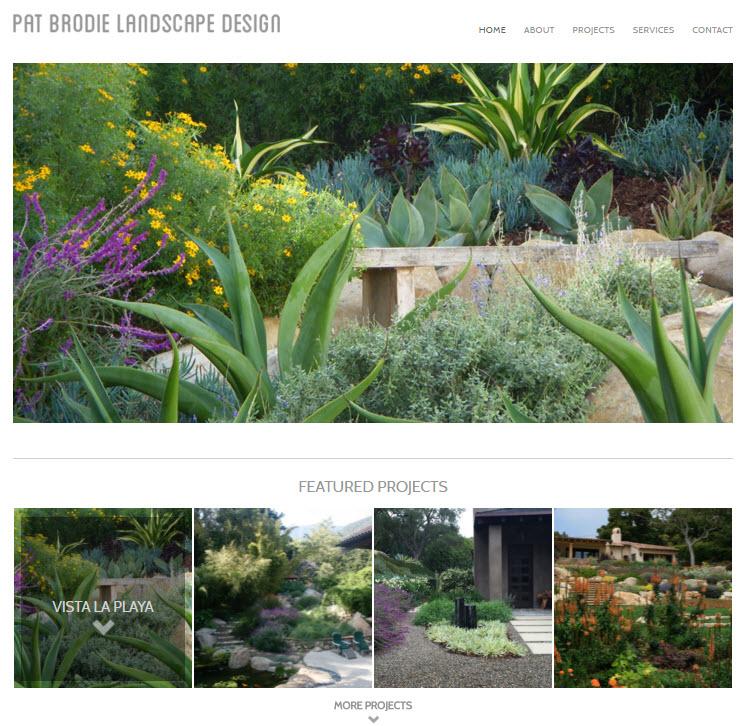 Pat Brodie Landscape Designers