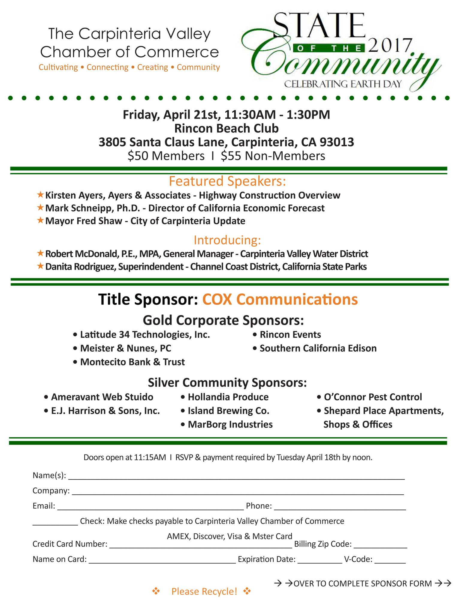 State of the Community Sponsorship pg 1