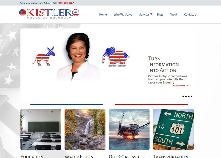 Kistler Advocacy