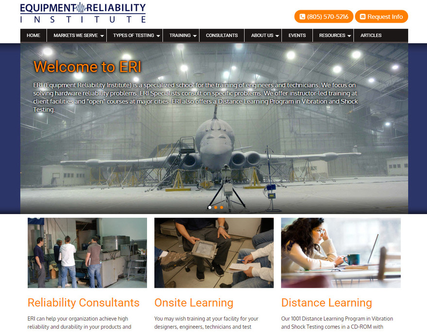 Equipment Reliability Institute
