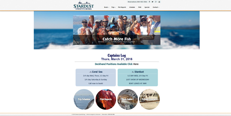 Stardust Sportsfishing