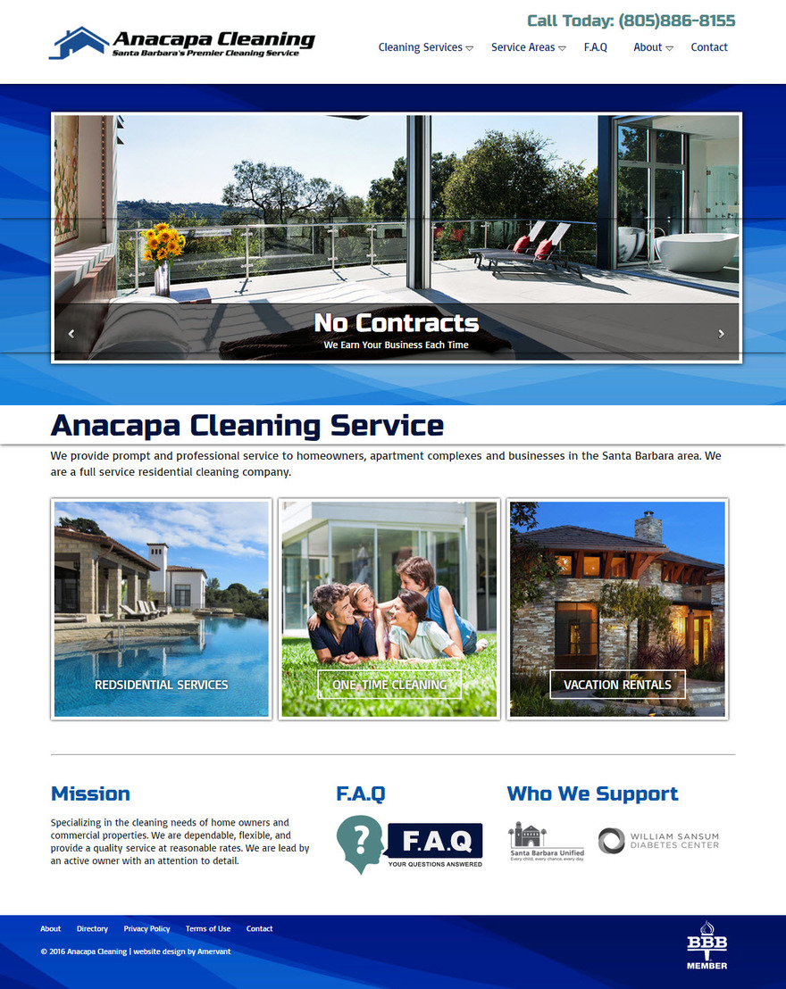 Anacapa Cleaning Service - Residential & Commercial Cleaning