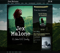Jex Malone - The Book