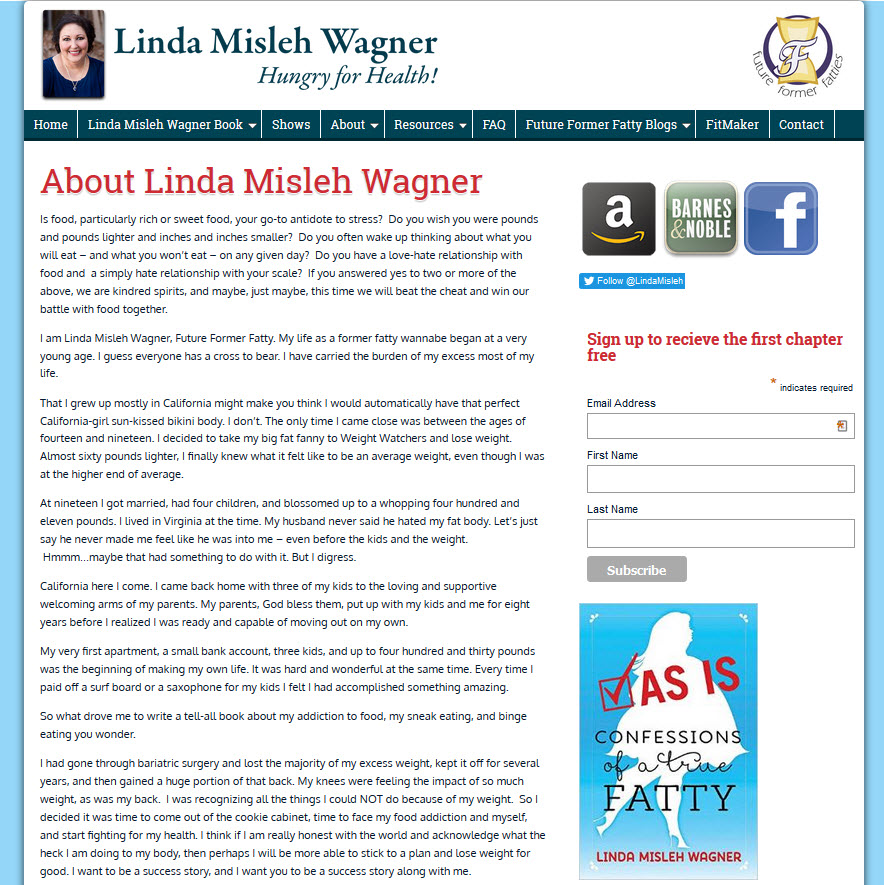 About Linda Misleh Wagner Author