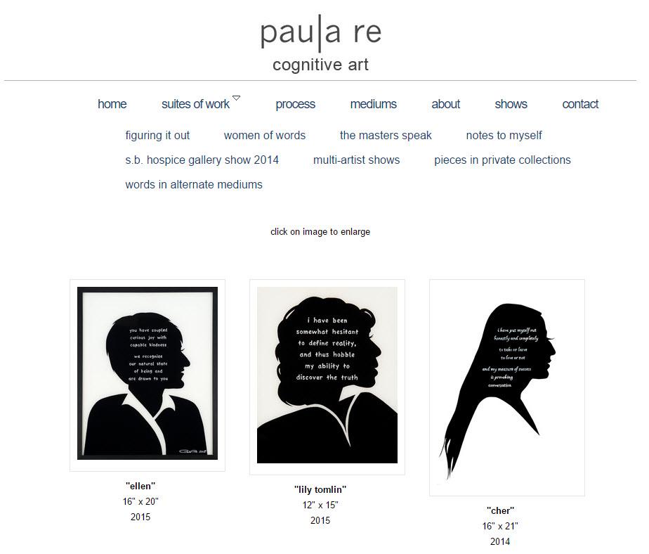Cognitive Art - by Paula Re