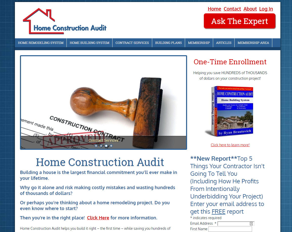 Home Construction Audit - Digital Educational Books
