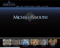 Michael Bayouth Graphic Designs