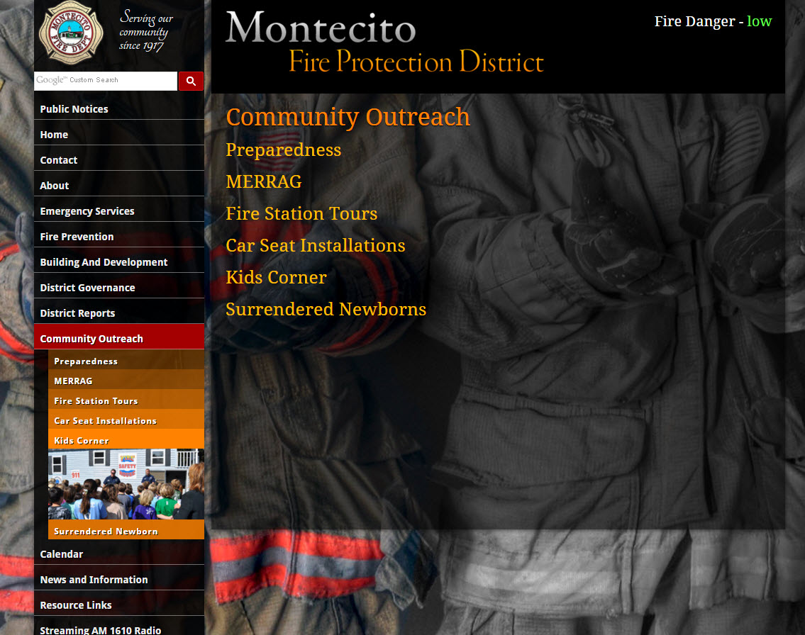 Montecito Fire