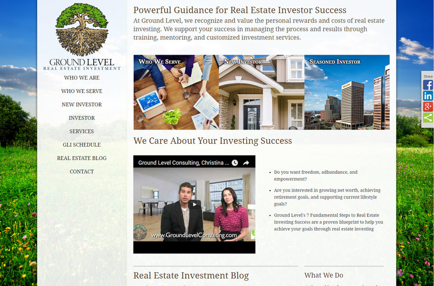 G.L. Investor Real Estate Consultants