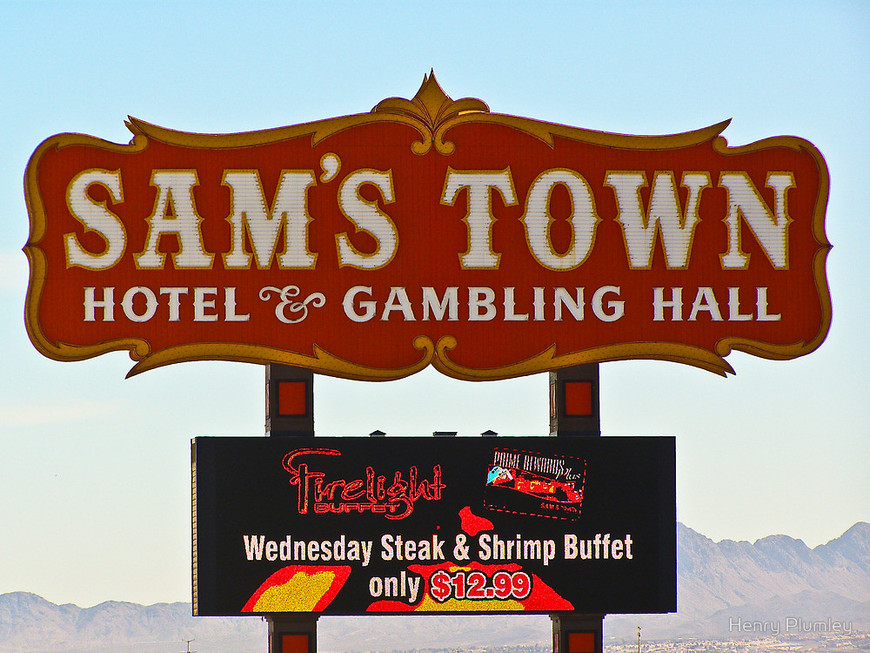 Sam's Town Hotel and Gambling Hall  MARCH 3, 4