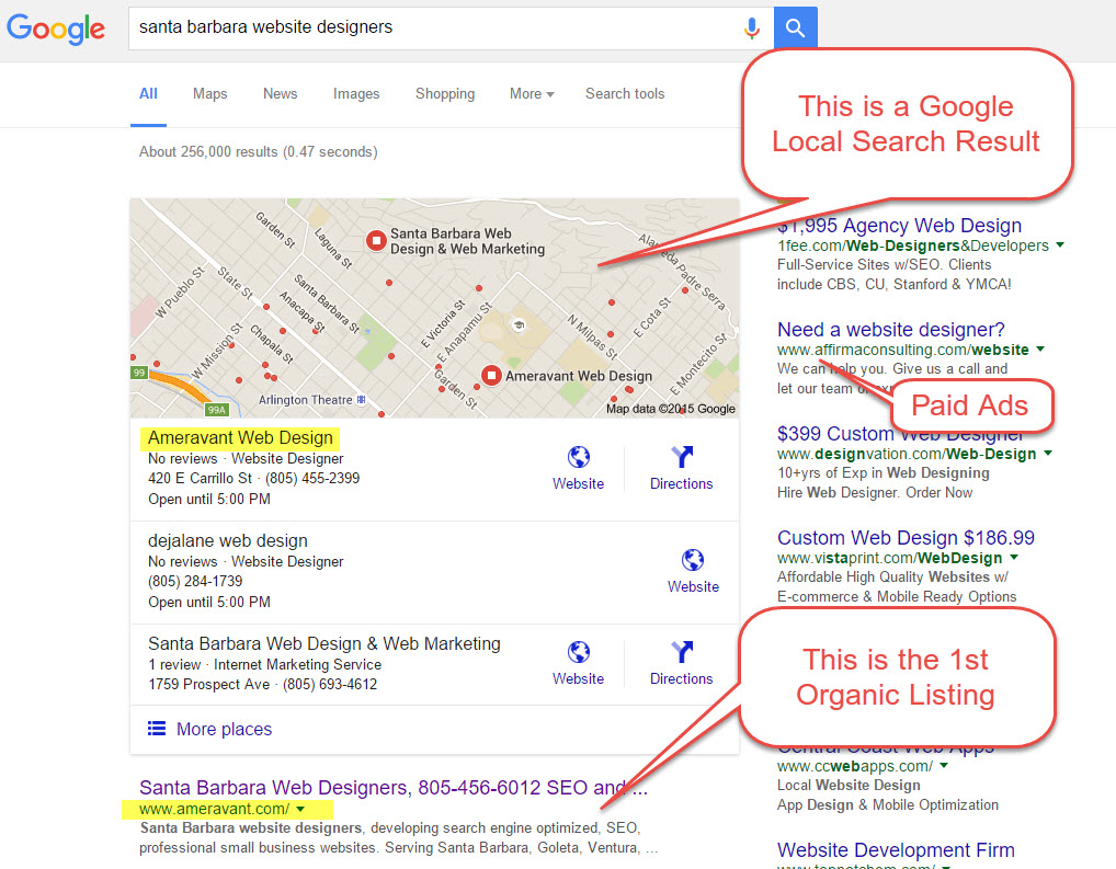 Does Clicking on your Google Local Listing improve your Ranking? - YES