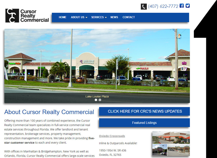 Cursor Realty Commercial - Sales and Leasing Agents