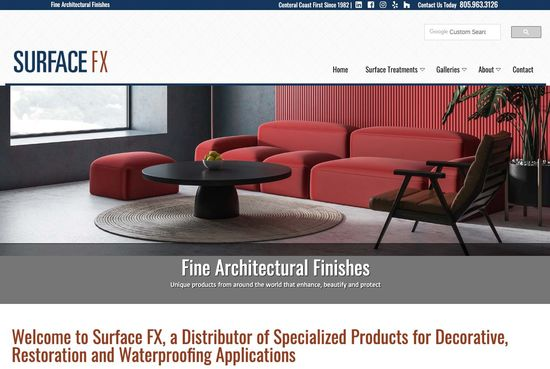 Surface FX - Products for Surface Refinishing
