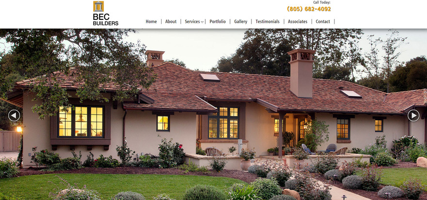 Santa Barbara Contractors - BEC Builders