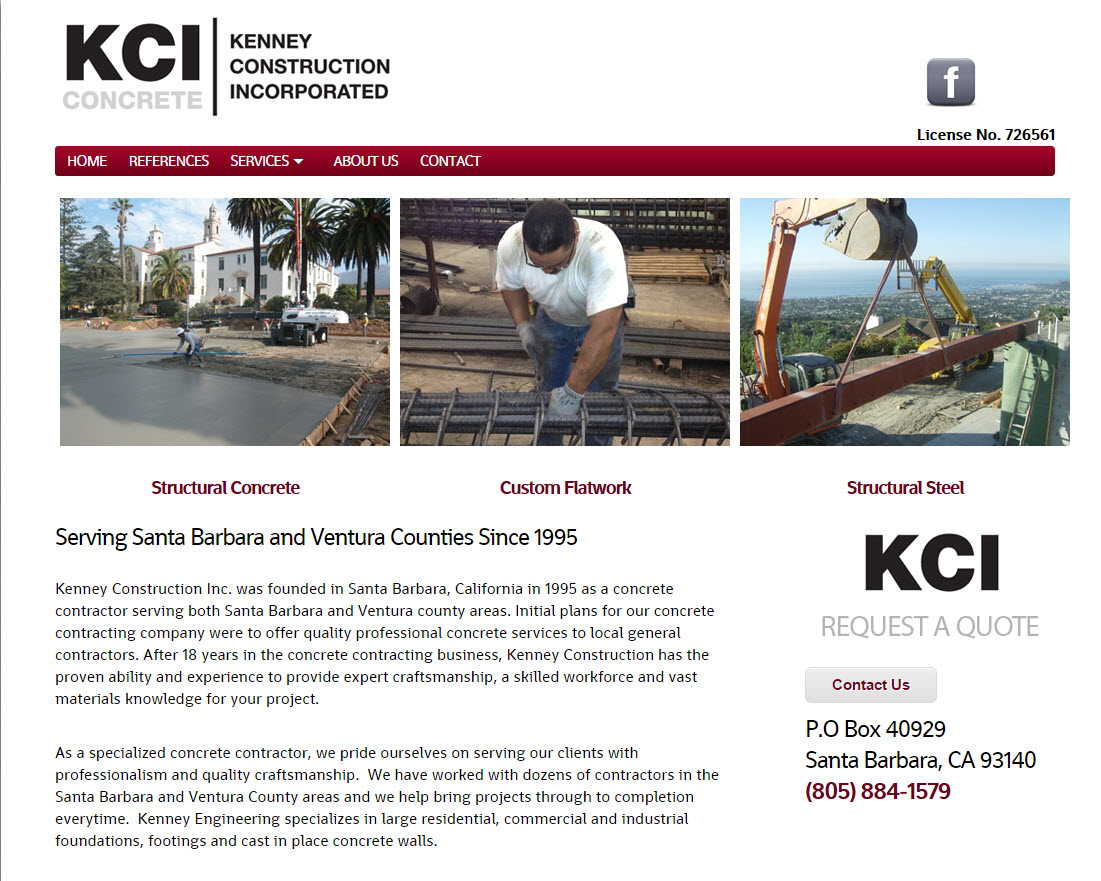 Santa Barbara and Ventura Construction - Kenney Construstion