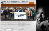 Martin Luther King Jr. Santa Barbara
