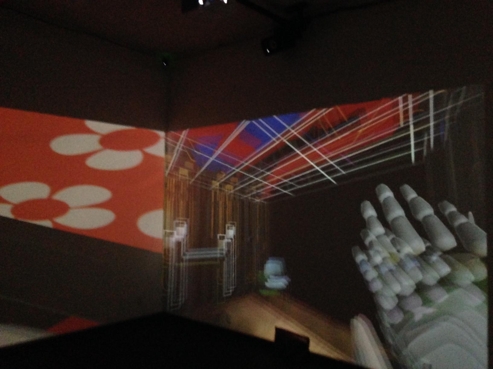 World Headquarter Tour - Viz-BIM and CAD plans to 3D models-2