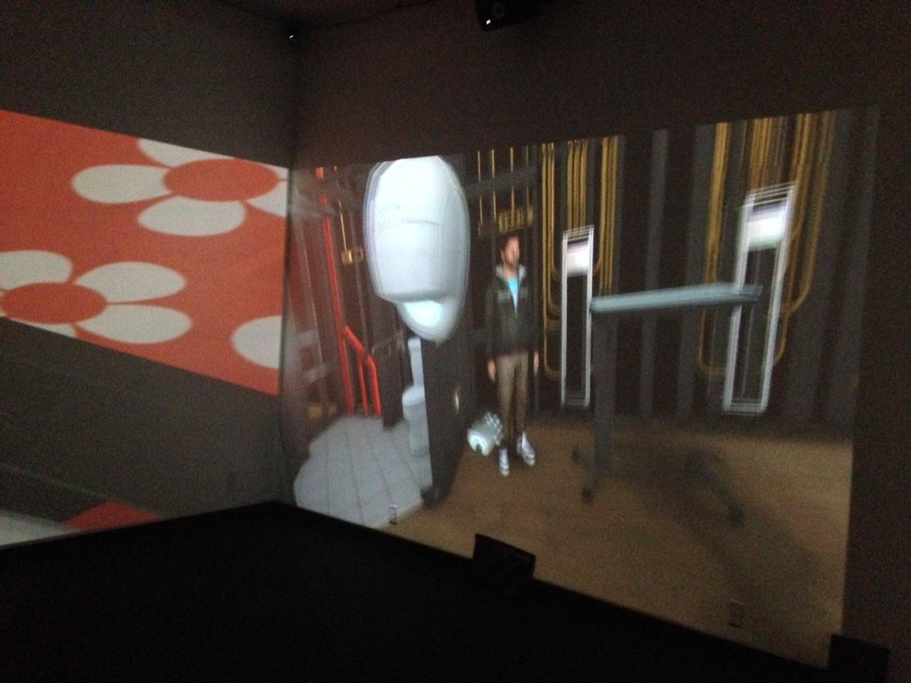 World Headquarter Tour - Viz-BIM and CAD plans to 3D models-3