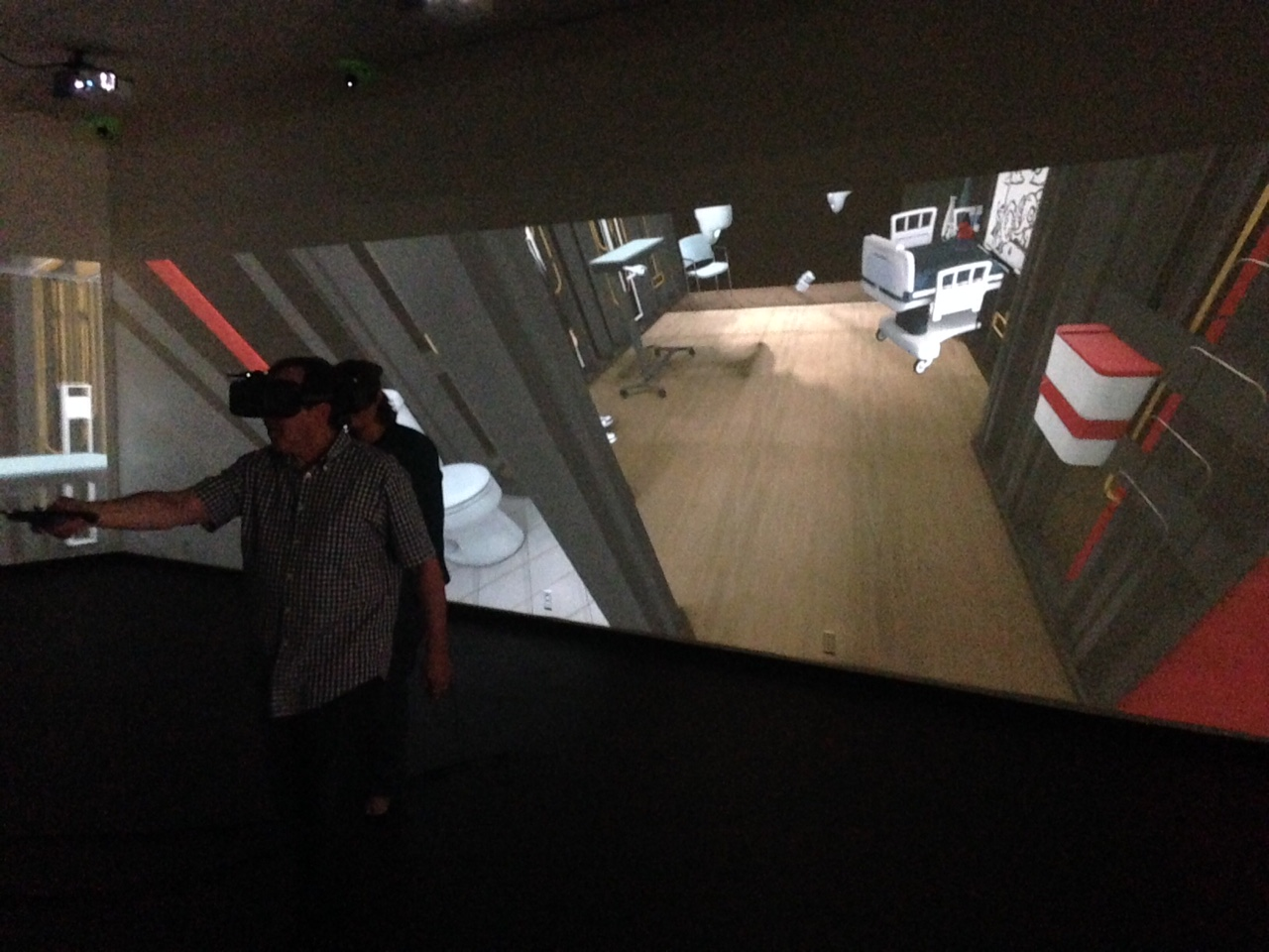 World Headquarter Tour - Viz-BIM and CAD plans to 3D models-4