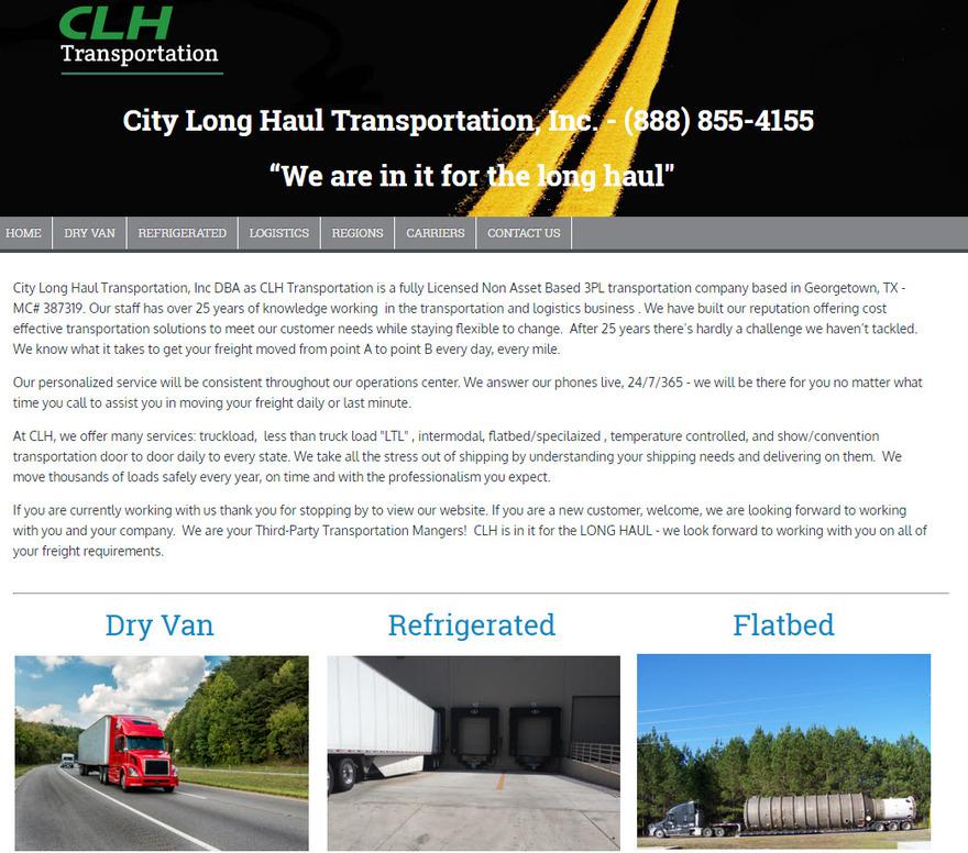 City Long Haul Transportation