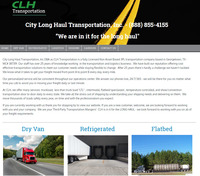 CLH-Transportation and Logistics-City Long Haul Trasportation