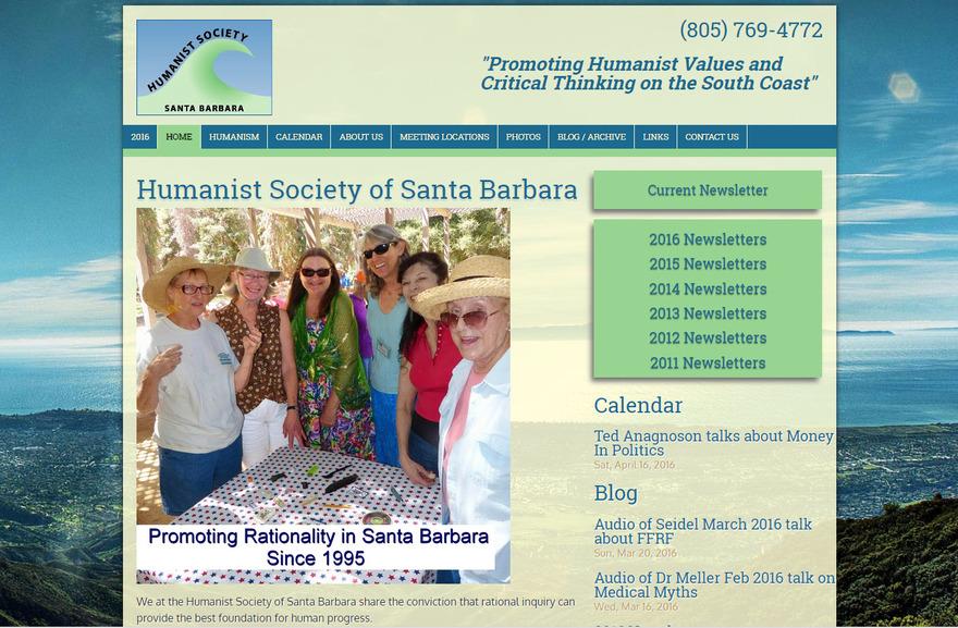 Santa Barbara Humanists Society-Santa Barbara Humanist