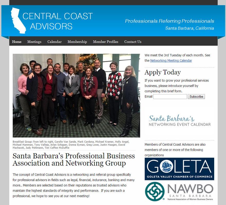 Central Coast Advisors