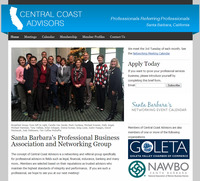 Central Coast Advisors - Santa Barbara Business Networking Group