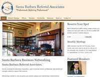 Santa Barbara Referral Associates Networking Group - Homepage