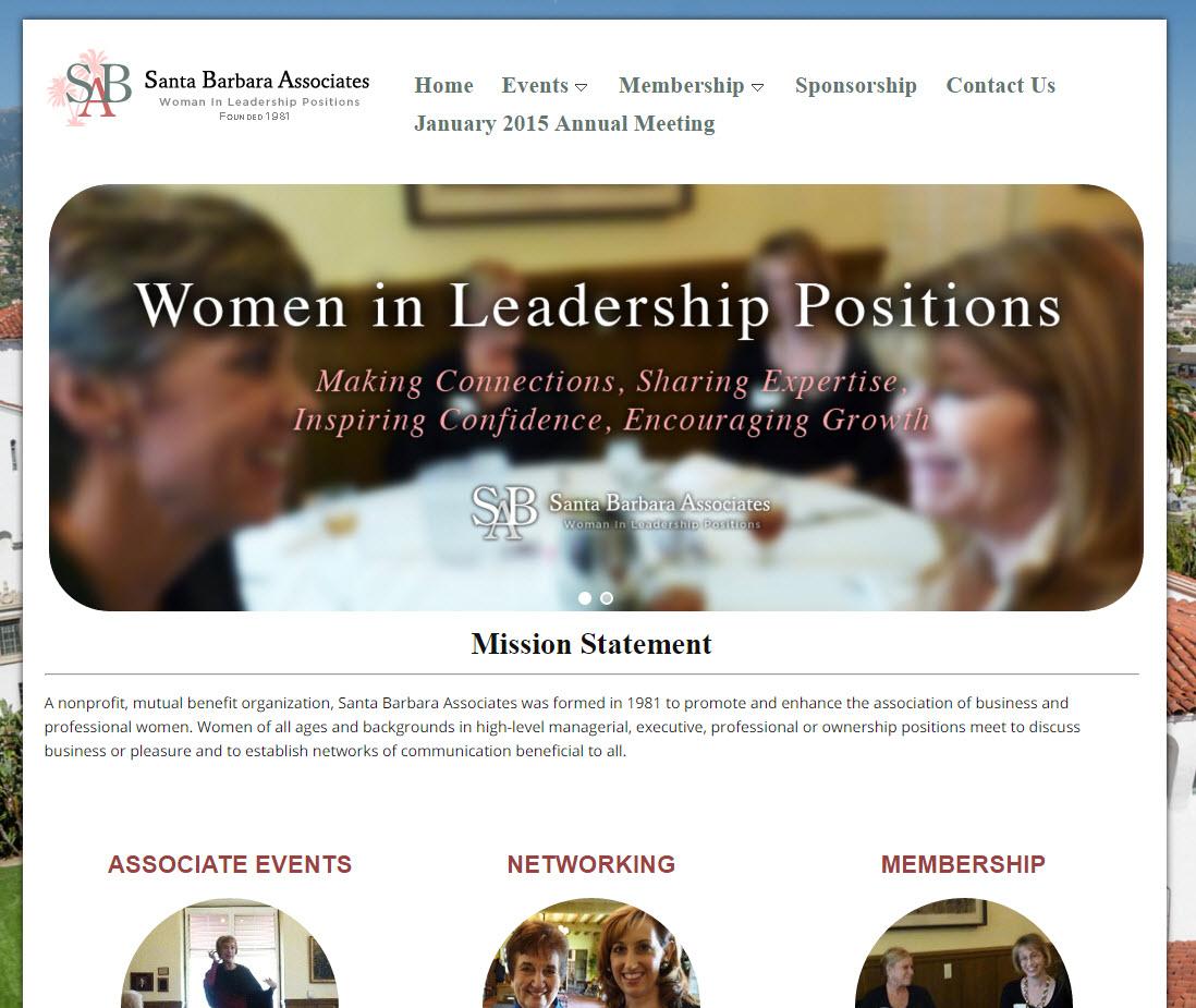 Santa Barbara Associates - Women's Business Networking