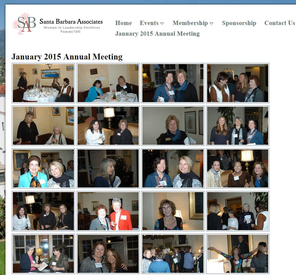Santa Barbara Associates - Gallery Page