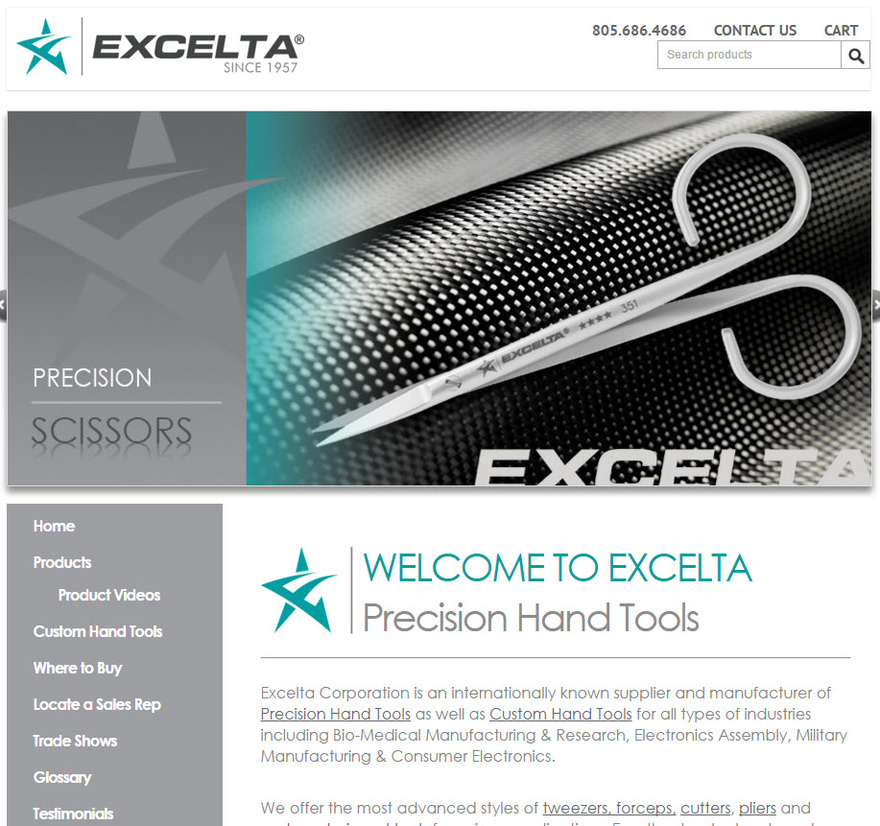 Excelta Corporation - Buellton CA