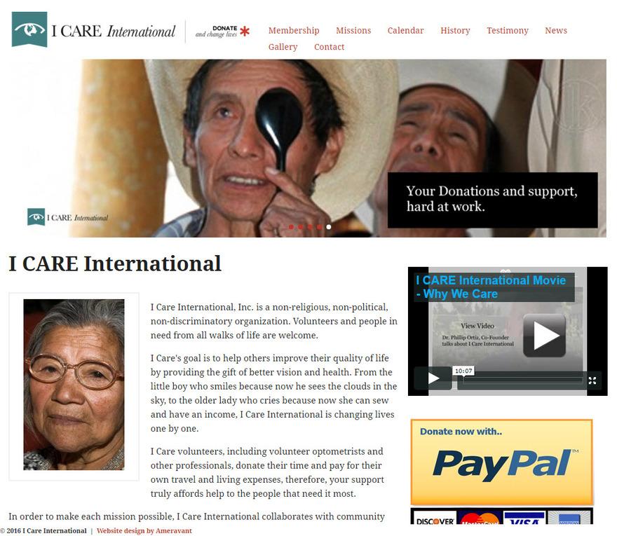 I Care International