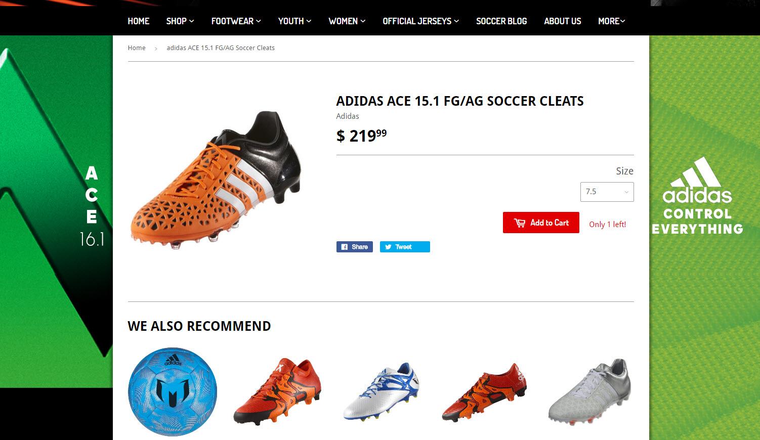 Aggressive Soccer - Details