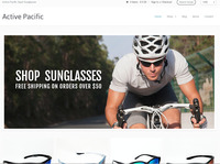 Active Pacific | Active Pacific Sport Sunglasses - Home
