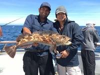 Coral sea – beautiful day scratch fishing -6