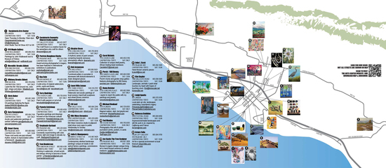 10th Annual Carpinteria & Summerland Artists Studio Tour