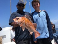 Beautiful day for Limits of Rockfish-9