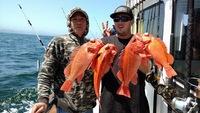 Shallow water fishing at Santa Rosa Island -1