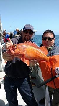 Shallow water fishing at Santa Rosa Island -4