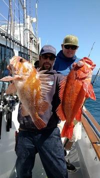 Shallow water fishing at Santa Rosa Island -5